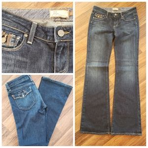 Paige Jeans bootcut size 27